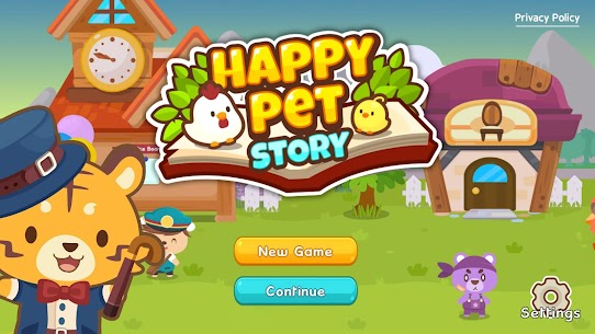 Happy Pet Story: Virtual Pet Game Mod Apk (Unlimited Money) 1