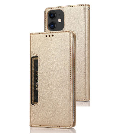 iPhone 12 - Praktiskt Exklusivt FLOVEME Plånboksfodral