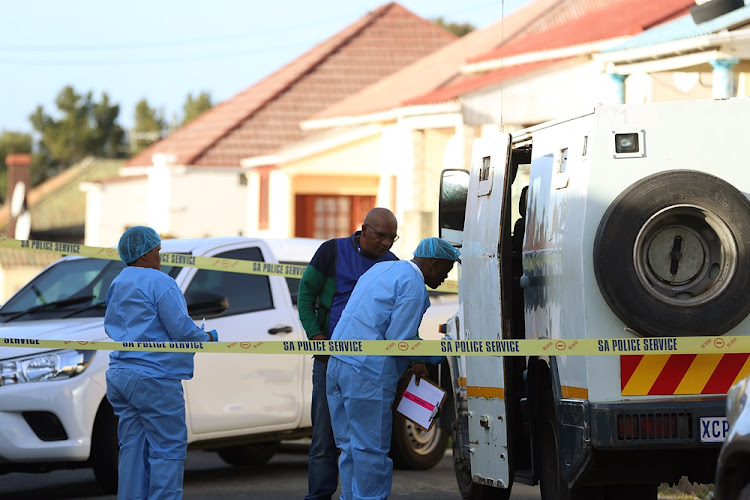 Hawks investigator Mnoneleli Ceba said some of the gang members suspected for these attacks were military-trained.