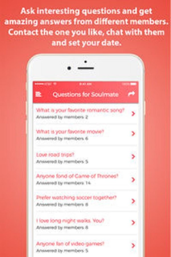 FindSoulMate - Chat & Dating- screenshot