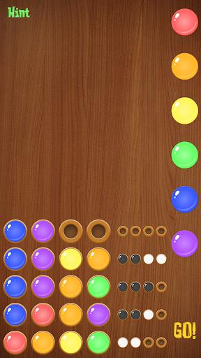 Mastermind - Code breaker (Color Blind friendly) 1.0 screenshots 4