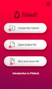 Filebolt- screenshot thumbnail