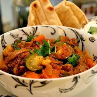 Mouth-melting Lamb Tagine With a Handful of Spices.