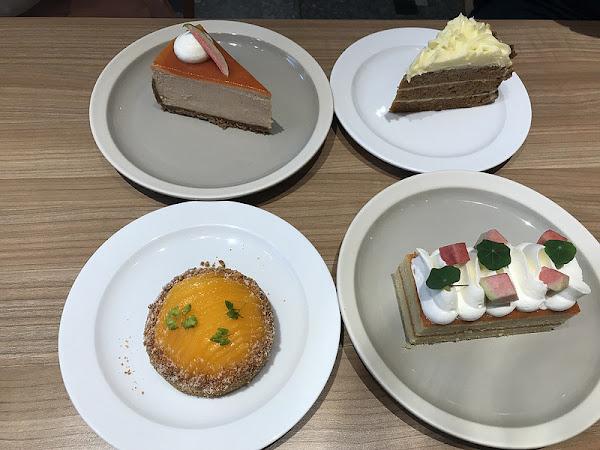 heritage bakery & cafe~這蛋糕已經到了神的等級了吧-台北北車捷運