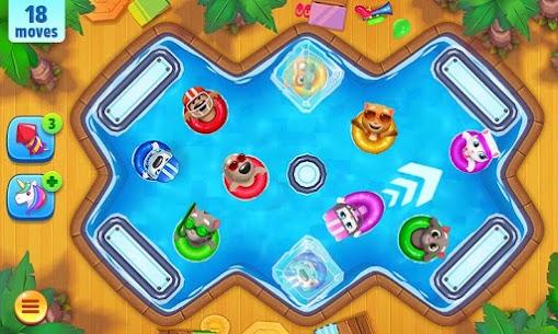 Talking Tom Pool – Puzzle Game 7