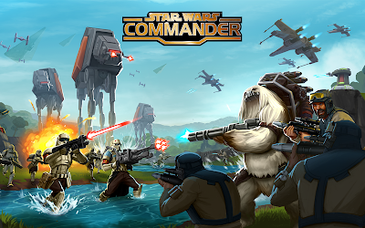Star Wars Commander v4.10.0.9697 Mod DOWNLOAD ANDROID ITA