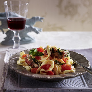 Tagliatelle with Pancetta Recipe