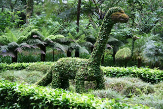 Photo: Ihan oikea dinosaurus - edelleen Terra Nostrassa