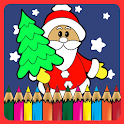 Christmas Drawing Pad For Kids icon