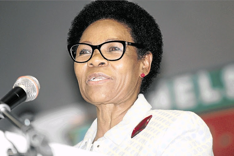 Retired constitutional court Justice Yvonne Mokgoro spoke fondly about inspirational struggle veteran Albertina Sisulu yesterday in Mthatha.