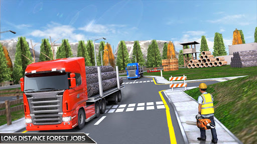 Cargo Truck Simulator - new truck games 2019 screenshots 14