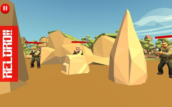 Fort Knight Mobile - Battle Royale apk screenshot