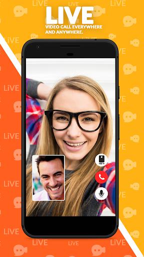 Random Live Chat: Video Call - Talk to Strangers 1.1.11 screenshots 8