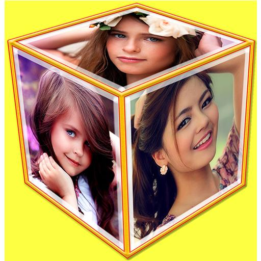 3D Photo Frame Live Wallpaper