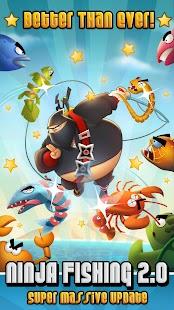 Ninja Fishing - náhled
