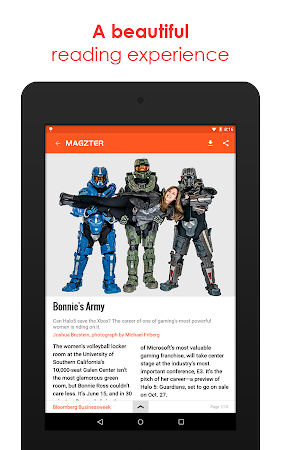 Magzter: All Digital Magazines 6.8.3 screenshot 529988