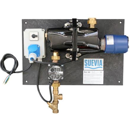 Suevia Cirkulerande Vattensystem Modell 300 * 400 Volt 3000 Watt