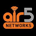 Air5 Radio OLD icon