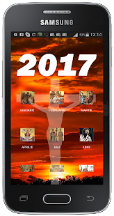 Calendar Ortodox 2017- screenshot thumbnail