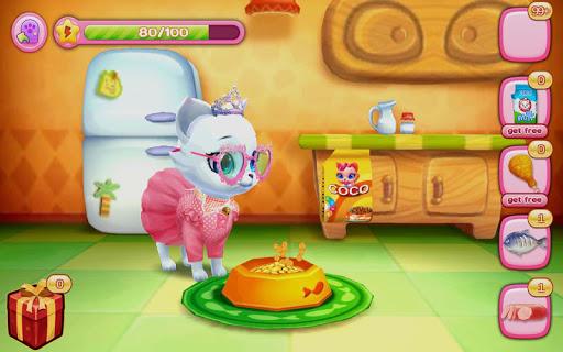 Kitty Love - My Fluffy Pet 1.1.1 screenshots 6