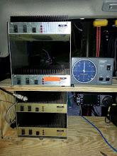 Photo: Amps Top -> Bottom - TE-144, TE-50, TE-432, TE-222