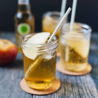 Apple Ginger Whisky.