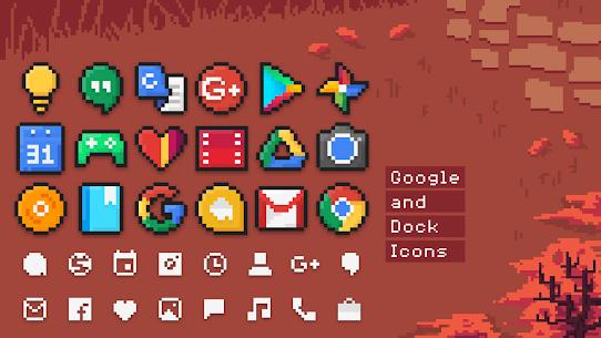 PixBit – Pixel Icon Pack 8.6 Patched 1
