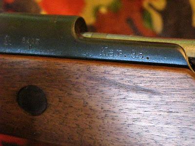 >>>>> restoration de mon Mauser Kar98a <<<<< IMG_2888