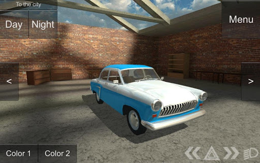 Russian Classic Car Simulator (Re-released) for PC