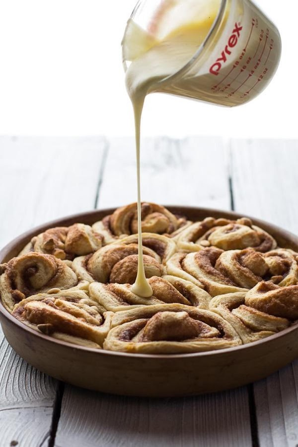 FROSTING:In a medium bowl, combine the melted white chocolate, cream cheese and butter and...