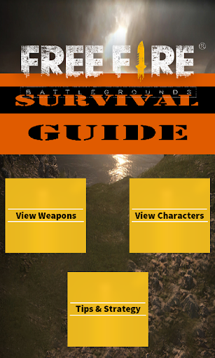 Guide Free Fire | Survival Guide & Tips 1.1 screenshots 4