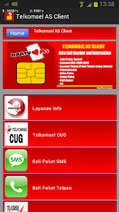 Telkomsel AS Client screenshot 5