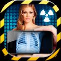 X-ray Scanner Camera Prank icon