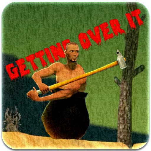 geting over it - hammer man