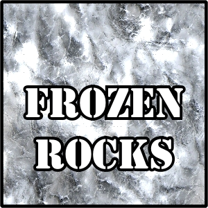 Frozen Rocks Base Texture