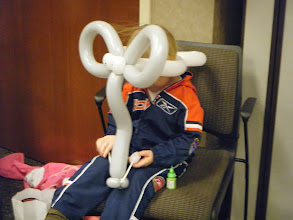 Photo: The Horton hears a who hats were a hit at the Spring Lake Library Dr. Suess reading event.