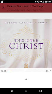 Mormon Tabernacle Choir- screenshot thumbnail