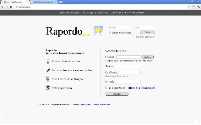 Rapordo