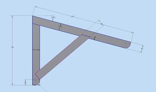Costruzione piccola tettoia con disegni for Costruzione di disegni online