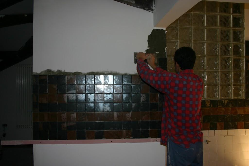 Forum consiglio arredamento mansarda - Rasatura muro esterno ...