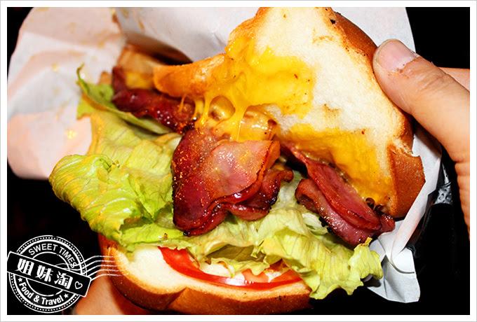 Full Sandwich經典美式培根11