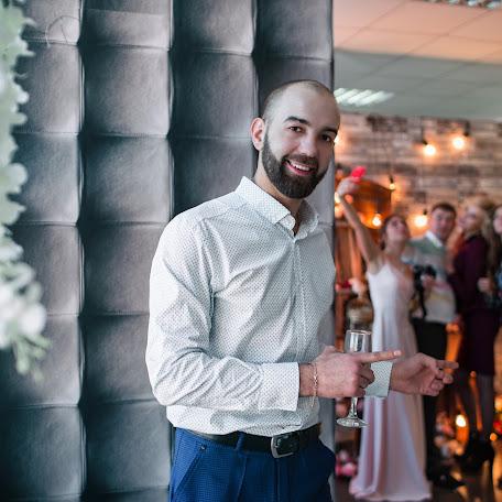 Wedding photographer Natalya Sidorovich (zlatalir). Photo of 12.01.2018