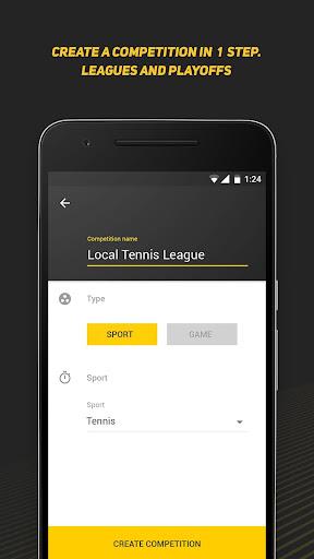 玩免費運動APP|下載Bracket Maker & Tournament App app不用錢|硬是要APP