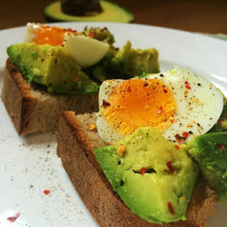 Hard Boiled Egg Avocado Recipes.
