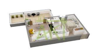 appartement à Sarrola-Carcopino (2A)