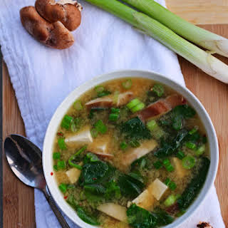 5-Minute Miso Soup for One.