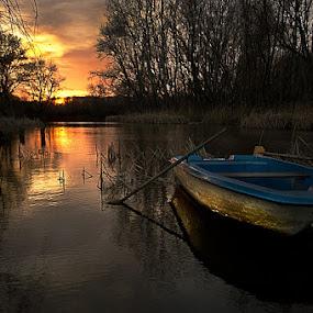 by Zoltán Túri - Landscapes Waterscapes