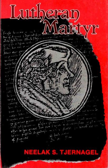 Lutheran Martyr, by Neelak S. Tjernagel