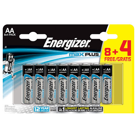 Batteri Energizer Max AA 12fp