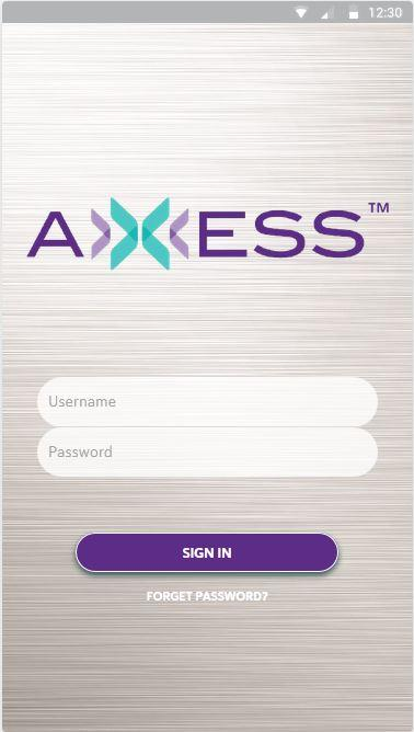 Shieldcard AXXESS- screenshot